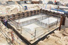 Madinat Jumairah Phase IV - Beach Road. division Piling & Shoring