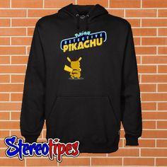 d58261512 8 Best Pikachu hoodie! images | Casual wear, Mantle, Accessories