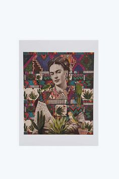 Frida Kahlo Wall Art - Urban Outfitters