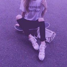 adidas, black, boy, fashion, free, girl, grunge, hat, nike, pale ...