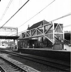 Station Amersfoort (jaartal: 1960 tot 1970) - Foto's SERC Utrecht, Holland, Louvre, Building, Travel, Historia, The Nederlands, Viajes, Buildings