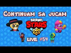 (2) Brawl Stars : Continuam sa jucam !... Speram la o '' LEGENDARA '' 🔴 LIVE #54🔴 - YouTube The Wolf Among Us, Creative Video, Spotify Playlist, Product Launch, Make It Yourself, Stars, Games, Live, Videos