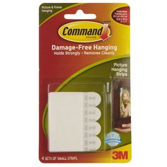 3M® Command™ Picture Hanging Strips