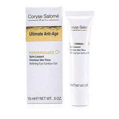Ultimate Anti-Age Refining Eye Contour Gel - 15ml-0.5oz. -A firming & rejuvenating eye gel treatment-Fights against sagging skin around eye area-Re-defines eye contours & refines skin's texture-Visibly minimizes under eye puffiness & dark circles-Reveals a lifted & younger looking eye zoneProduct Line: Ultimate Anti-Age - Eye CareProduct Size: 15ml/0.5oz