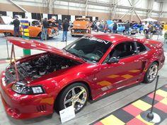 2020 Motorama Harrisburg PA 2001 Saleen Mustang Prototype - NortheastWheelsEvents.com - Car Show Calendar Saleen Mustang, Hottest Nfl Cheerleaders, Custom Leather Jackets, Team Jackets, Mustangs, Broncos, Cheerleading, Calendar, Truck