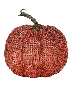 Look at this Beaded Pumpkin on #zulily today!