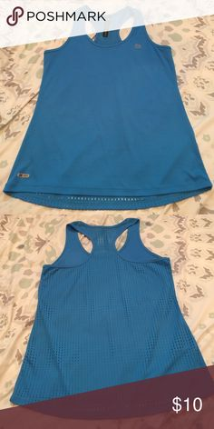 RBX Workout Tank Gently used and in perfect condition! RBX Tops Tank Tops