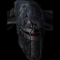 BSG Cylon Raider Scar
