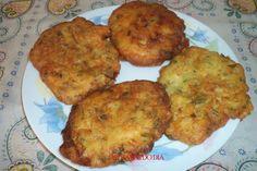 Receitas práticas de culinária: Pataniscas de Bacalhau
