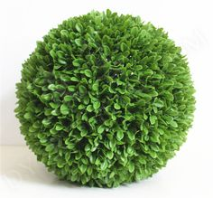 Customized Garden Artificial Green Leaves Topiary Ball
