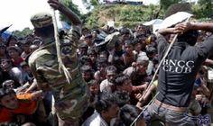 بنجلادش تطالب ميانمار بإعادة اللاجئين الروهينجا: بنجلادش تطالب ميانمار بإعادة اللاجئين الروهينجا