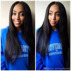 7a Silky Straight Full Lace Wig Brazilian Human Hair Wigs Straight Glueless Lace Front Human Hair Wig With Baby Hair For Black Women Virgin Human Hair Quality Wigs From Newvirginhairwig, $77.19| Dhgate.Com