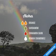 Aloha - Essential Oil Diffuser Blend