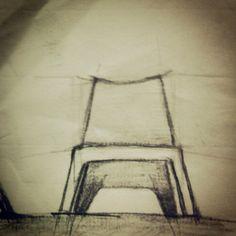 Etonnant Furniture Sketch #furniture #sketch #chair #armchair #industrialdesign  #design #industrial