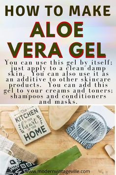 Aloe vera has so many benefits for your skin and it is not hard to make your own beauty products.  In addition, this plant is excellent for hair care as well.  You can make your own aloe vera shampoo, aloe vera hair masks and other hair products. Aloe Vera Hair Mask, Aloe Vera For Hair, Aloe Vera Gel, Homemade Skin Care, Homemade Beauty Products, Hair Products, Aloe Vera Shampoo, Love Your Skin, Hair Masks
