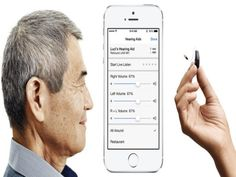 People wait in long lines and even camp out to get their hands on new Apple devices as soon as they're available. But they drag their feet, sometimes for years, when it comes to purchasing another piece of technology that could greatly improve their lives: hearing aids.