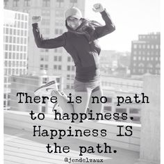Are you searching for #happiness or are you #living every day #happy?