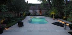 Home Improvement - Portfolio - Lynwood Residence Backyard Patio, Yard Landscaping, Memorial Plants, Outdoor Seating, Outdoor Decor, Garden Landscape Design, Back Doors, Home And Garden, South Hill