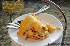 Casserole Recipe : Chicken Dorito Casserole