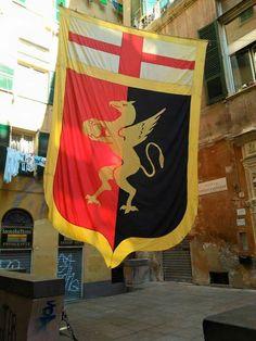 Genova is Genoa. And viceversa