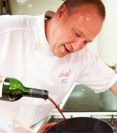 Cabernet Sauvignon, Chef Jackets