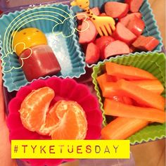 #Tyketuesday  Today the girls had some @applegate hot dogs, cuties, carrots with a little ketchup in the little teddy bear (Amazon buy) #paleo #primal #kidapproved #glutenfree #grainfree #wholefood #schoollunch #pslunch #dairyfree #keepitpaleo #kids #love #progressnotperfection K