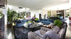 art deco house | COCOCOZY: $25 MILLION DOLLAR ART DECO STYLE ESTATE - SEE THIS HOUSE