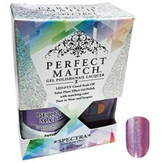 LeChat Perfect Match Spectra Collection Gel Polish   Nail Lacquer Futuristic SPMS03 * Check this awesome product by going to the link at the image. (This is an affiliate link) #FootHandNailCare