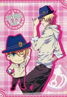 Uta no Prince sama Purinsu big postcard official Japan Kurusu Syo