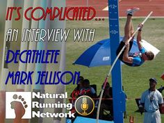 Mark Jellison, 3X Team USA Decathlete 02/22 by The Natural Running Network Live | Blog Talk Radio