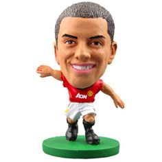SoccerStarz Manchester United F.C. Javier Hernandez - Rs. 499 Official #Football #Figurines from leading clubs across Europe.