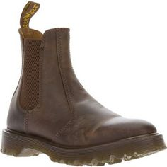 Dr Martens 2976 Chelsea Boot Crazy Horse