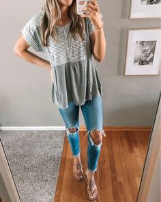50 genius spring outfits to copy asap 00069 ~ Litledress Spring Summer Fashion, Spring Outfits, Mom Outfits, College Outfits, Teaching Outfits, Cute Casual Outfits, Casual Clothes, Professional Outfits, Everyday Outfits