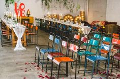 So many photos of great ideas - Industrial Warehouse Wedding Space