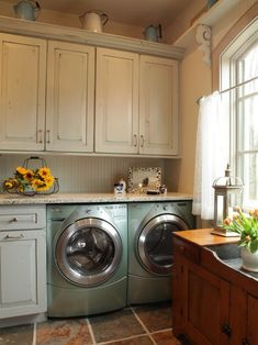 Traditional Laundry Room Design, Pictures, Remodel, Decor and Ideas - page 5