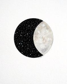 Dream of the Stars 4 Original Contemporary by TheBlackbirdSings