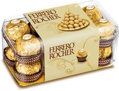 Product Details Ferrero Rocher is a Crisp hazelnut and milk chocolate-covered specialty with a smooth filling and whole hazelnut. Send Chocolates, Ferrero Rocher Chocolates, Chocolates Online, Chocolate Delivery, Sell Gift Cards, Bad Room Ideas, How To Roast Hazelnuts, Free Boxes, Meals