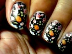 Fall-Winter 2010 Fashion Nail Art