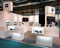 Prestige Exhibition Stand for Carl Zeiss at The Photography Show 2014