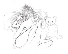 In Bed by hilarity on deviantART