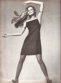 Lauren Hutton 1966