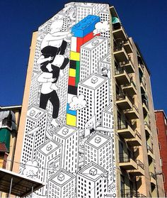 by Millo in Torino, Italy - 10/14 (LP)