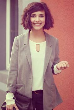 Cute Popular Short Hairstyles 2014