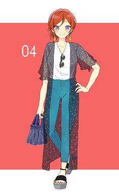Art Manga, Manga Drawing, Anime Art, Yuri Anime, Female Character Design, Character Art, Female Characters, Anime Characters, Anime Red Hair