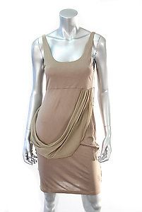 ALICE + OLIVIA TANK DRESS WITH DRAPED SKIRT Size Large  Retail: $220  PlushAttire.Com Price: $86.90  61% OFF RETAIL!  #fashion
