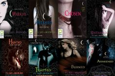House of night series - ♥ this series!