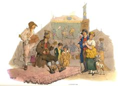Country Fair, 1805
