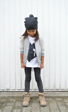 kindermode aktuelle modetrends ss2015 Bandit kids
