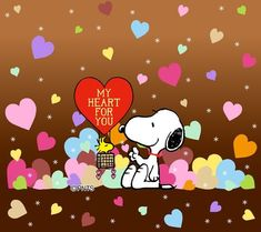 Find the best Snoopy Valentines Day Wallpaper on GetWallpapers. Snoopy Images, Snoopy Pictures, Peanuts Cartoon, Peanuts Snoopy, Snoopy Cartoon, Snoopy Valentine's Day, Peanut Pictures, Charlie Brown Und Snoopy, Snoopy Und Woodstock