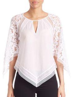 Blouses for women – Lady Dress Designs Blouse Patterns, Clothing Patterns, Blouse Designs, Look Fashion, Womens Fashion, Fashion Design, Mode Abaya, Stylish Tops, Asymmetrical Tops